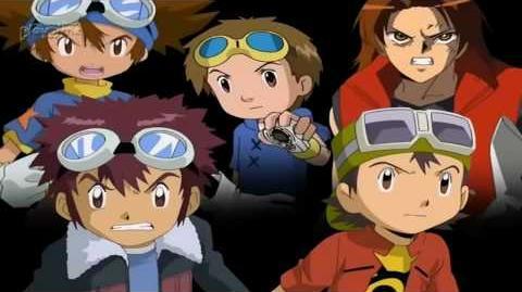 AMV » Digimon - HD