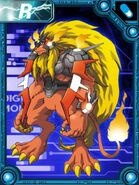 Flaremon collectors card
