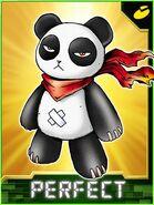 Pandamon Collectors Perfect Card