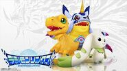 Digimonlinkz promo art