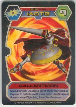 Gallantmon DT-107 (DT)