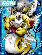 Goddramon re collectors card