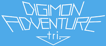 Digimon Adventure tri. Logo EN