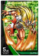 Digimon Crusader-Flaremon