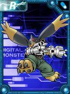 BlackGalgomon collectors card