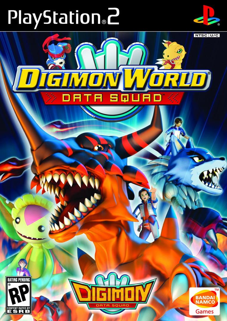 Digimon World Data Squad | DigimonWiki | FANDOM powered by Wikia on