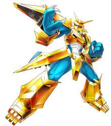 Magnamon (Cyber Sleuth) b