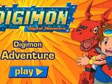 Digimon Adventure (Flash game)