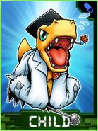 Agumon hakase collectors card2