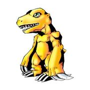 Agumon re