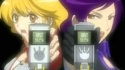 Digievoluciones Digimon 5 HD Todas