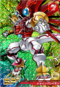 ShineGreymon 6-497 (DCr)