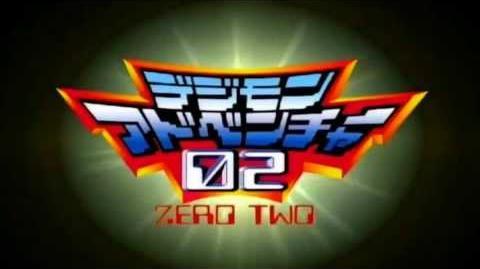 Digimon Adventure 02 - Opening - Audio Latino ᴴᴰ