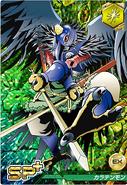 Karatenmon Crusader Card