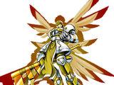 ClavisAngemon Holy Mode