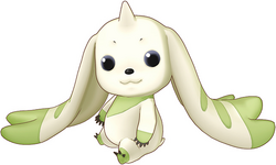 Terriermon dscs