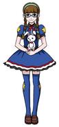 Alice Mashiro (Vue Complète)