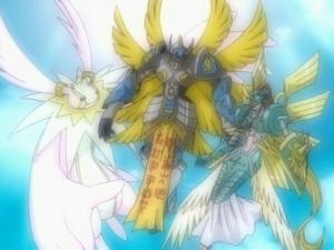4-47 Celestial Digimon