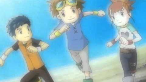 Digimon Tamers -3 Primary Colors (Sub Español) - ver. 2