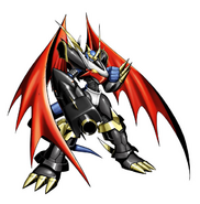 Black (Imperialdramon Fighter Mode)