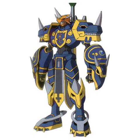 KaiserGreymon (Blau)