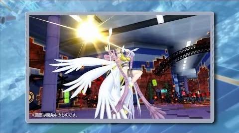 PS Vita 「デジモンストーリー サイバースルゥース」プレイ動画第1弾