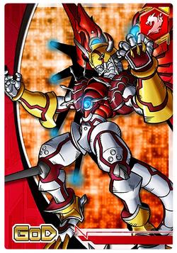 ShineGreymon 5-768 (DCr)