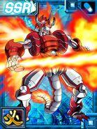 ShineGreymon Burst Collectors EX-2 Card