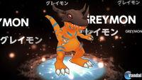Adventure Story 3 Greymon Digivolution