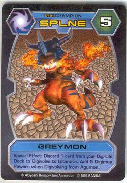 Greymon DT-91 (DT)