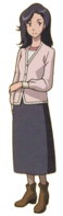Mrs. Mochizuki t