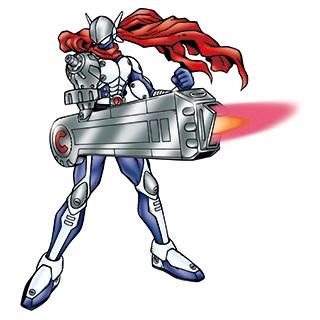 Justimon (Critical Arm) b