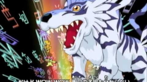 Digimon Adventure Opening Season 1 (Japanese) Full HD