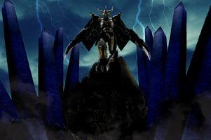 Dark wargreymon