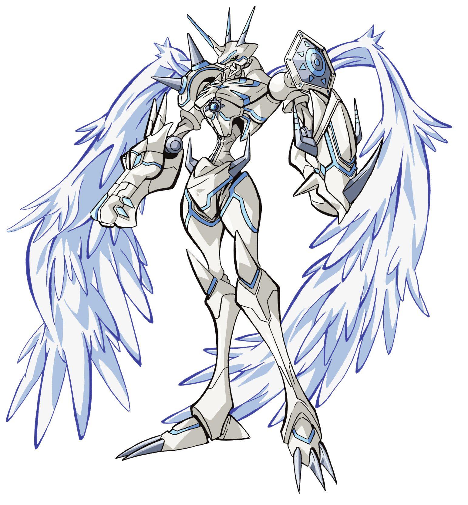 Omegamon: Merciful Mode   Digimon Wiki   FANDOM powered by ...