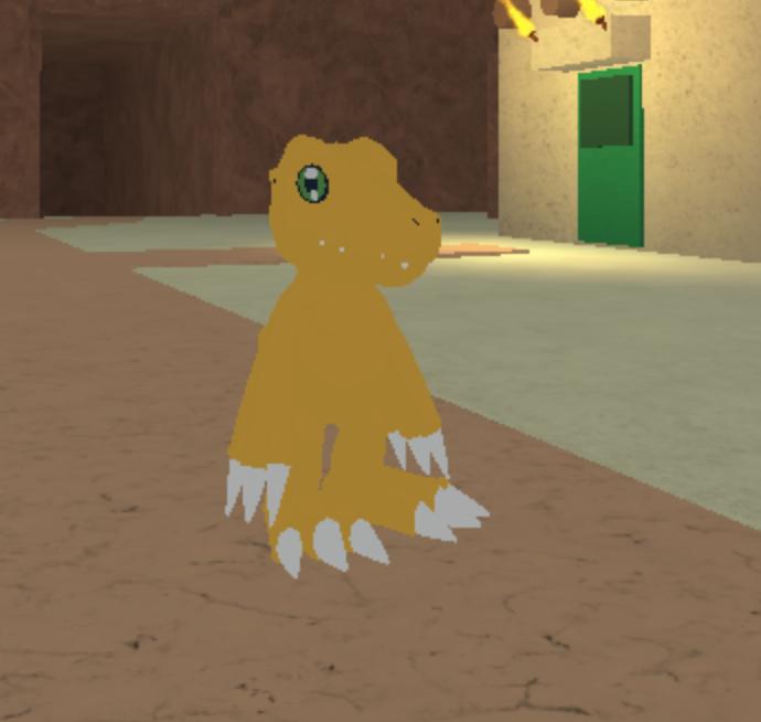 Agumon | Roblox Digimon Aurity Wiki | FANDOM powered by Wikia