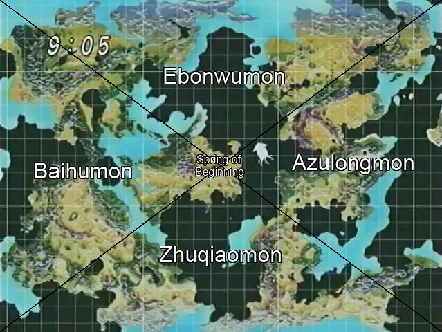 Digital World   Digimon Corruption Wiki   FANDOM powered by Wikia