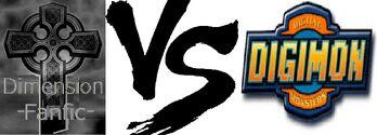 Dimension -Fanfic- vs Digimon Adventure