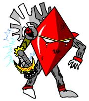Rubymon GearBoomerang