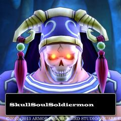 SkullSoulSodiermon