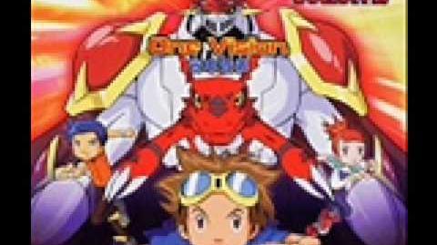 Digimon Adventure 04: Detengamos el caos de Lucemon, Parte 1.