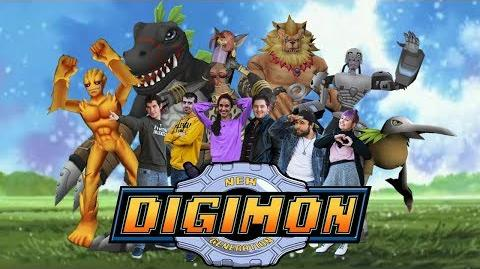 Digimon New Generation Opening