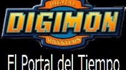 Digimom El Portal del Tiempo Ending Nemo