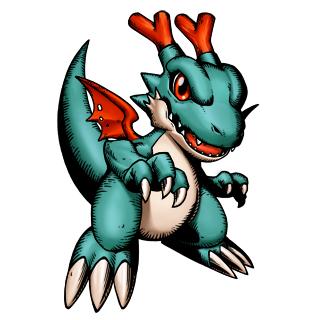 Dracomon d verdad