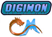 Digimon C. M logo