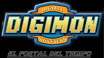 Digimon El Portal del Tiempo Logo 1