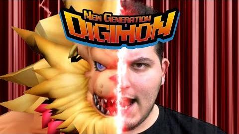 Trailer Digimon New Generation