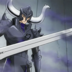 Genkishi con su armadura