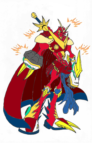 KingShoutmon