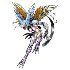Zephyrmon forma Mega de Cutemon